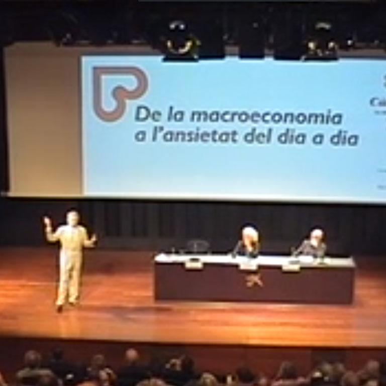 Caritas-Blog-Conferencia del Dr. Luis Rojas Marcos organizada por Cáritas
