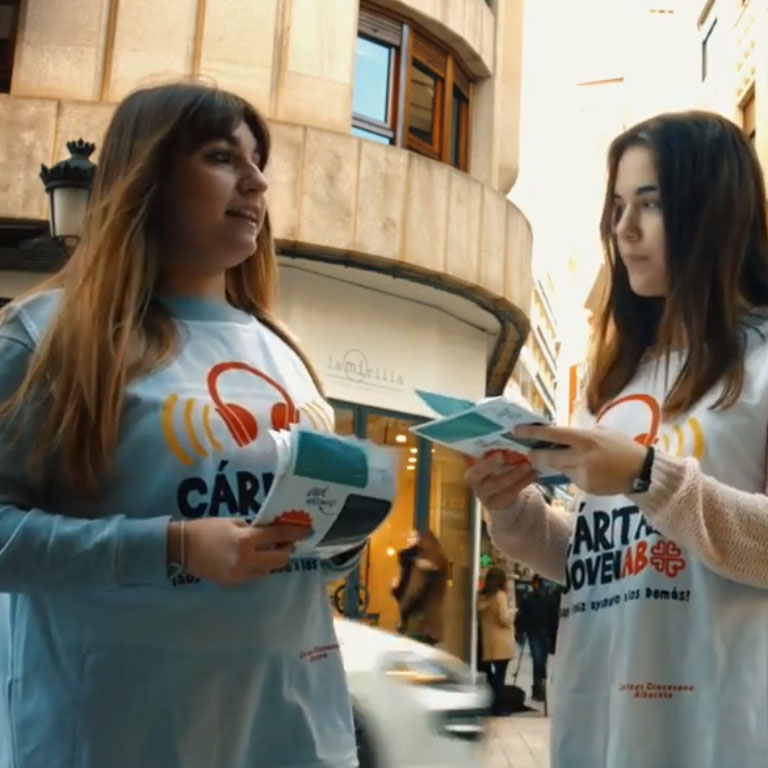 Caritas-Blog-Som Càritas
