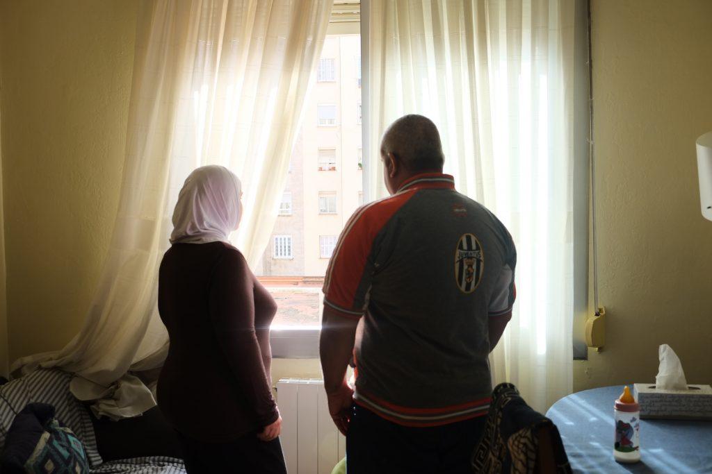 Els pares de la Sham van sol·licitar ajuda en temes mèdics.