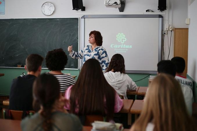 Derroche en comedores escolares | Blog de Cáritas Barcelona