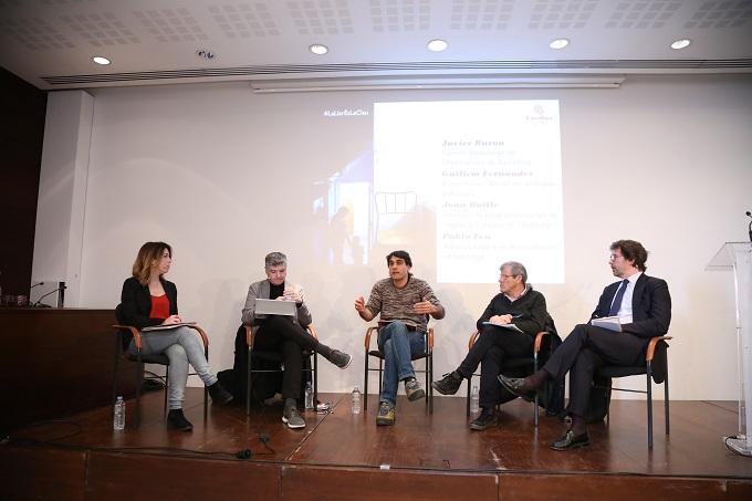 Jornada-habitatge-taula-rodona-caritas-barcelona